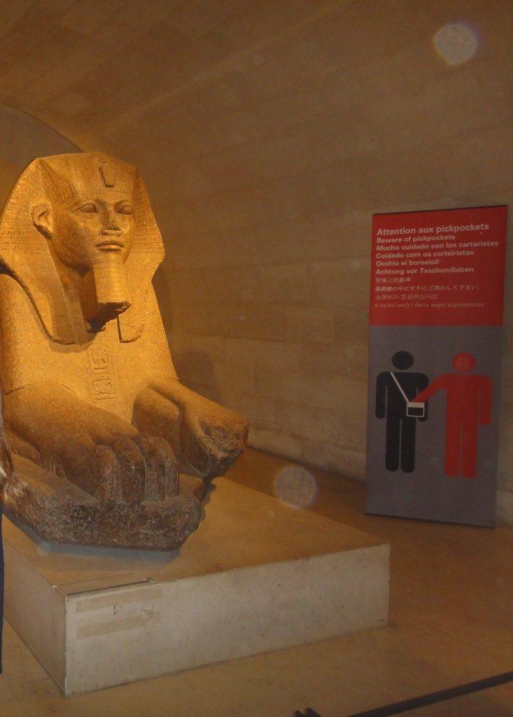 Antiguidades Egípcias - Louvre