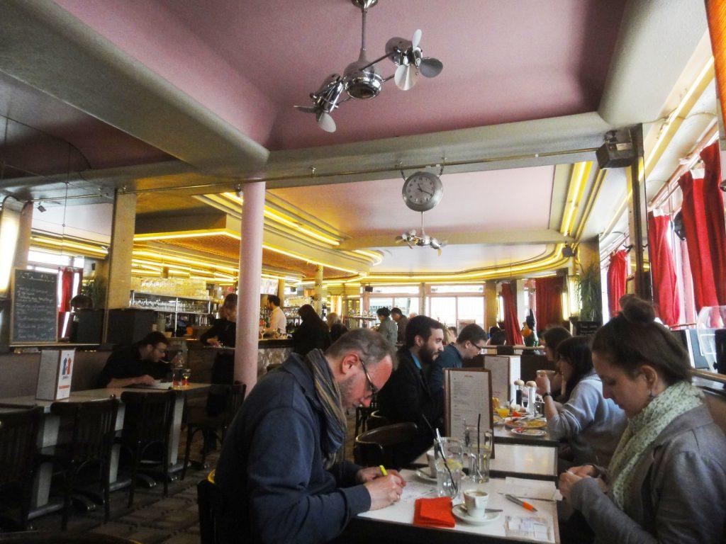 Café de Amelie Poulain