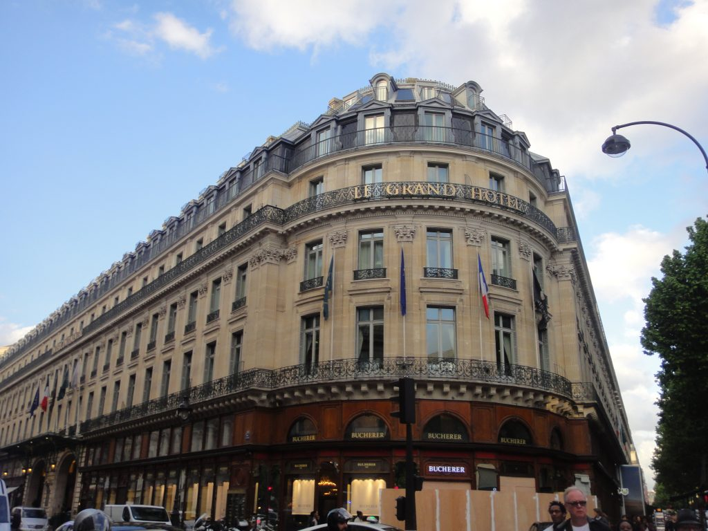 Paris: Informações práticas