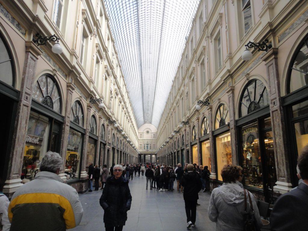 Galerias St Hubert - Bruxelas