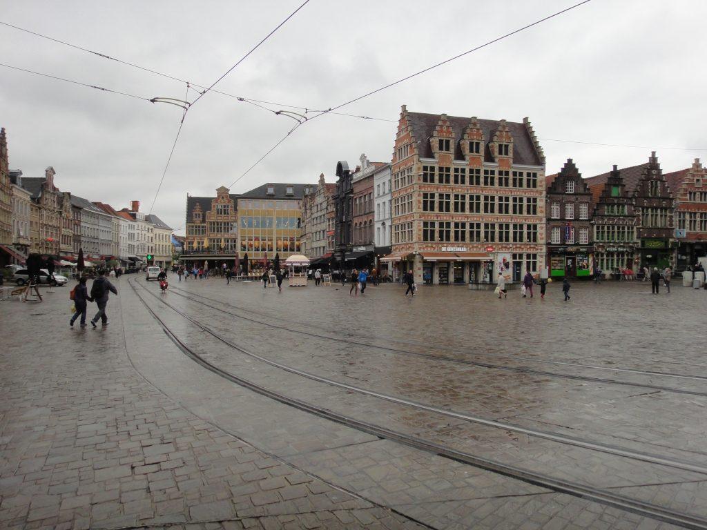 Um dia em Gent