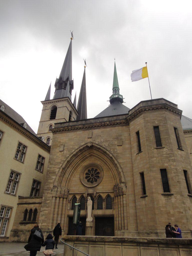 Notre-Dame Luxemburgo