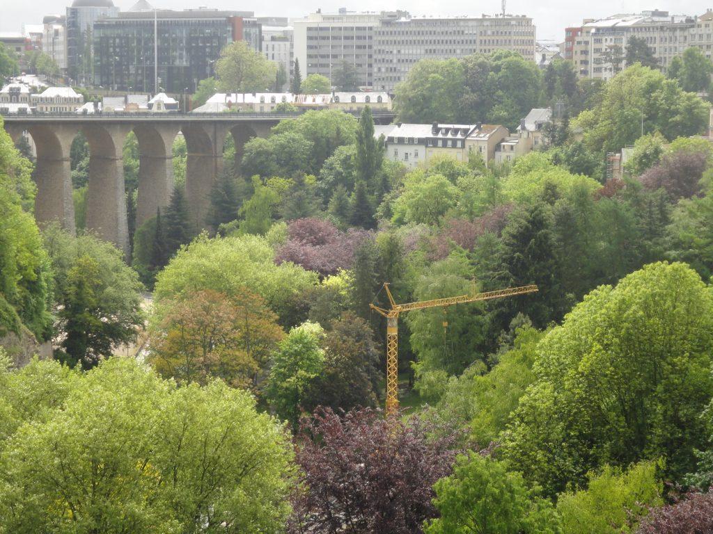 1 dia em Luxemburgo
