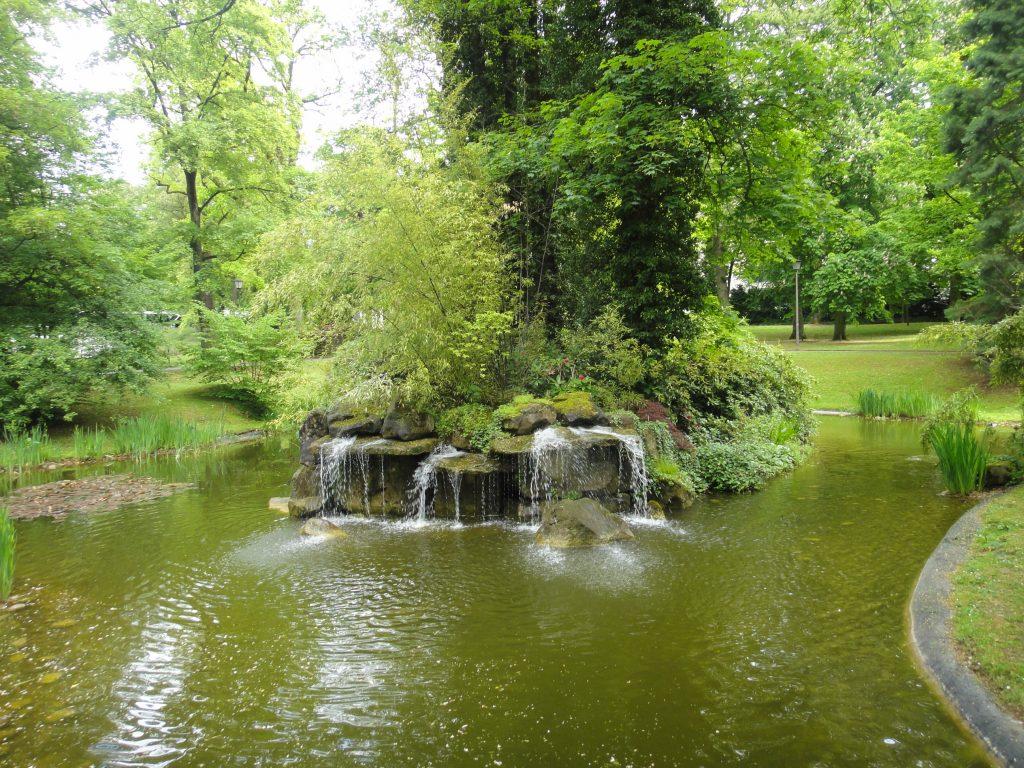 Parque de Merl-Belair - Luxemburgo