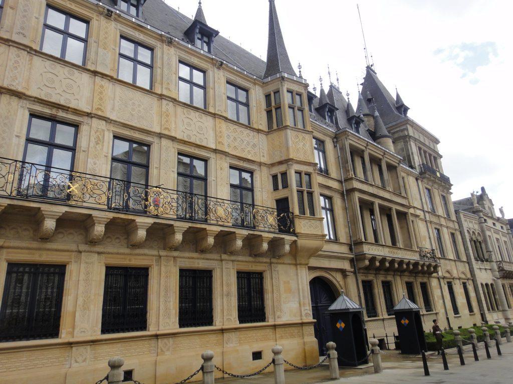 Palacio Grao Ducal - Luxemburgo