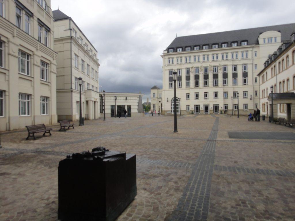 The Grund - Luxemburgo