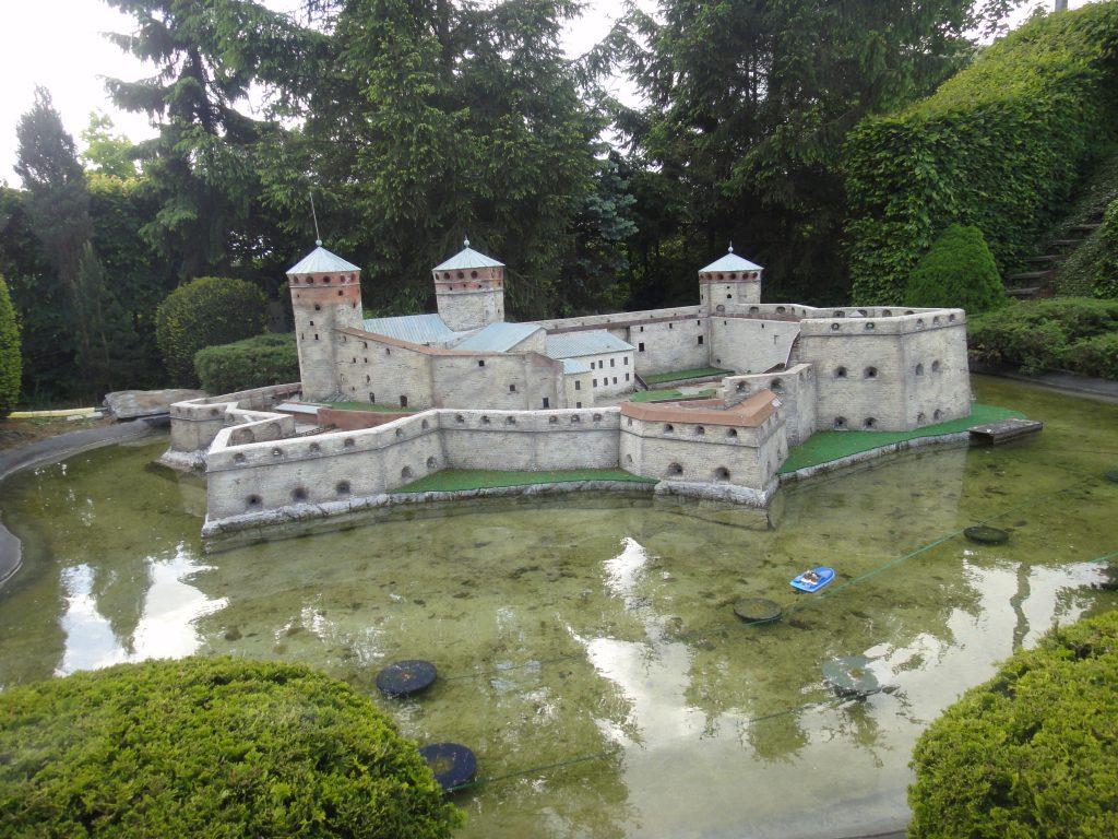 Castelo de Olavinlinna