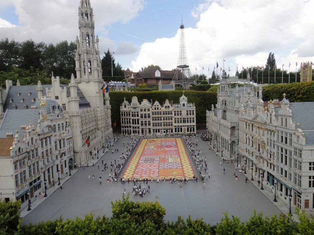 Mini Europa - O que fazer em Bruxelas