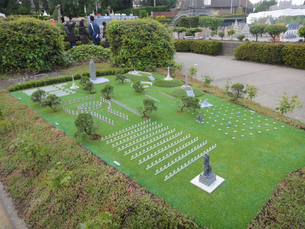 Cemitério - Mini Europa