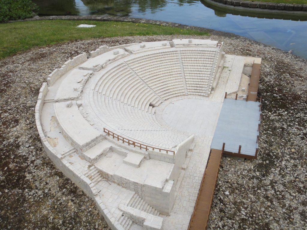Chipre - Teatro de Kourion
