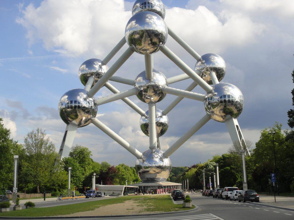 Atomium - O que fazer em Bruxelas