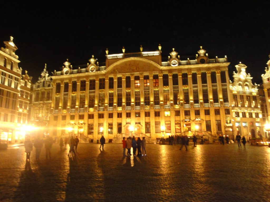 O que fazer em Bruxelas
