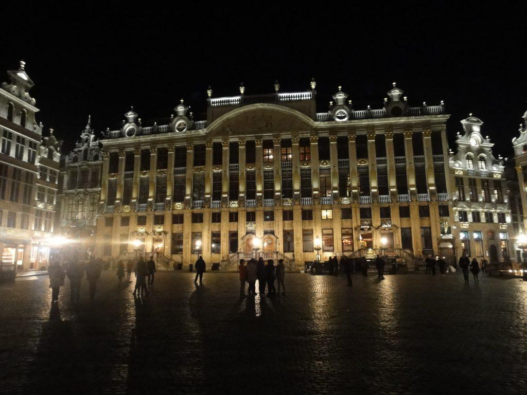 Bruxelas: Informações Práticas
