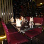 Jantando no Sphere, o restaurante giratório da Torre de TV de Berlim