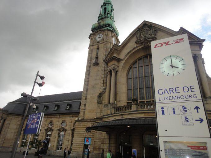 Como ir de Bruxelas a Luxemburgo