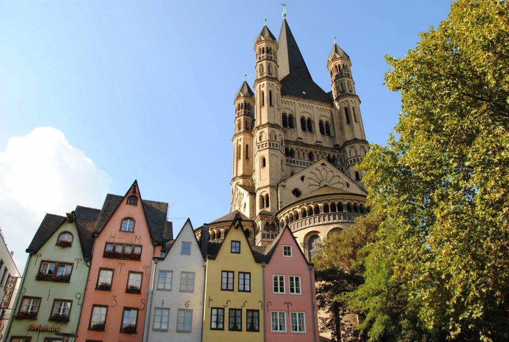 Um dia em Colônia - Alemanha