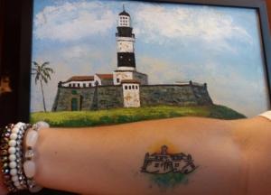 Tatuagem da Bahia