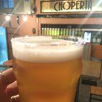 Chopps de cervejas artesanais na Choperia Salvador