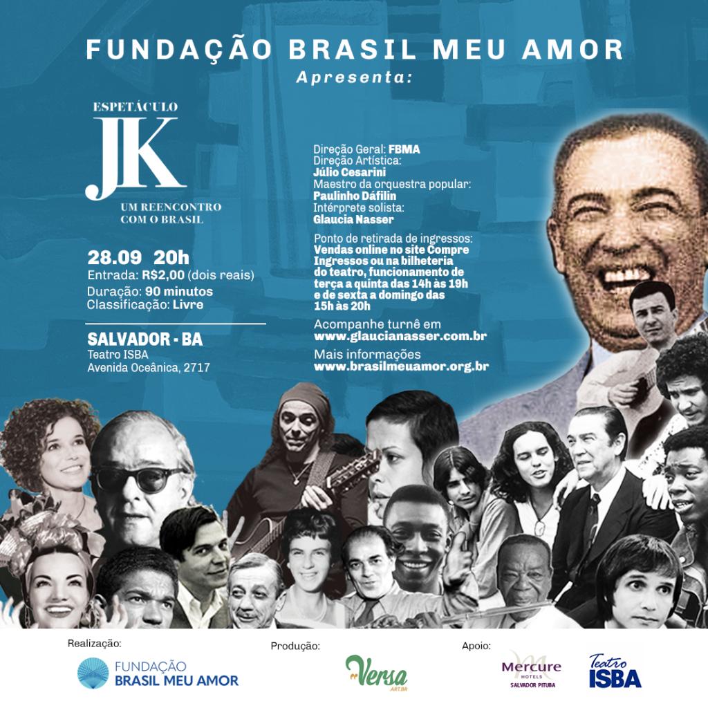 JK, Um Reencontro com o Brasil