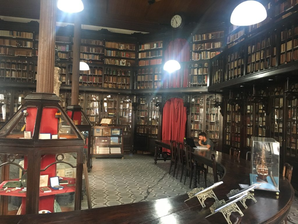 Gabinete Português de Leitura
