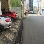 Pensar Salvador… Calçadas do Centro de Salvador (1)