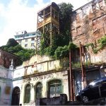 Os dois Elevadores e os três Planos Inclinados (Funiculares) de Salvador