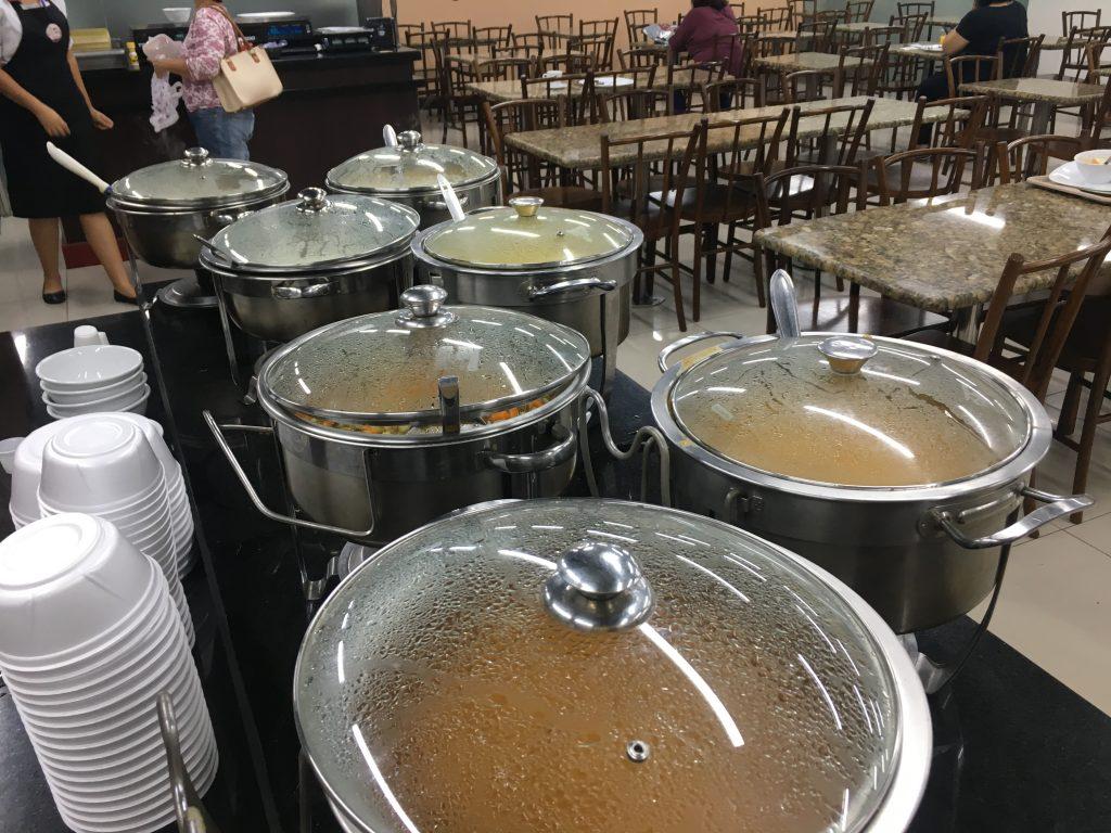 Café a quilo em Salvador