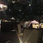 Chile: Jantando no Restaurante Giratório de Santiago