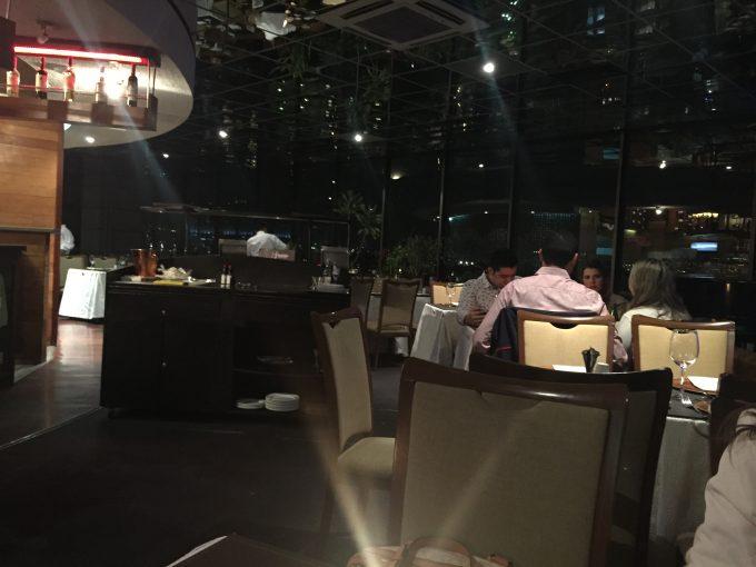 Restaurante Giratório de Santiago
