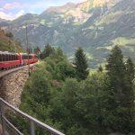 Suíça: O fabuloso passeio no Bernina Express – Tirano x St. Moritz