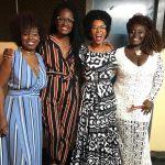 """Projeto """"Mulher com a Palavra"""" recebeu Djamila Ribeiro, Carla Akotirene e Joice Berth no TCA"""