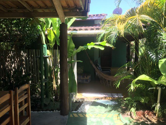 Hospedagem em Caraíva