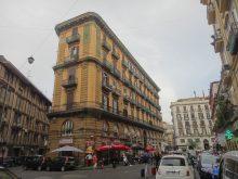 Uma rápida passagem por Nápoles