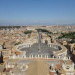 Itália: Dica de roteiro de 5 dias em Roma, com foco no Vaticano