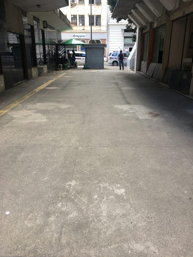Calçadas do Comércio