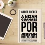 Carta Aberta a Nizan Guanaes