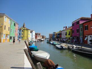 Um dia em Burano - conhecendo as ilhas de Veneza