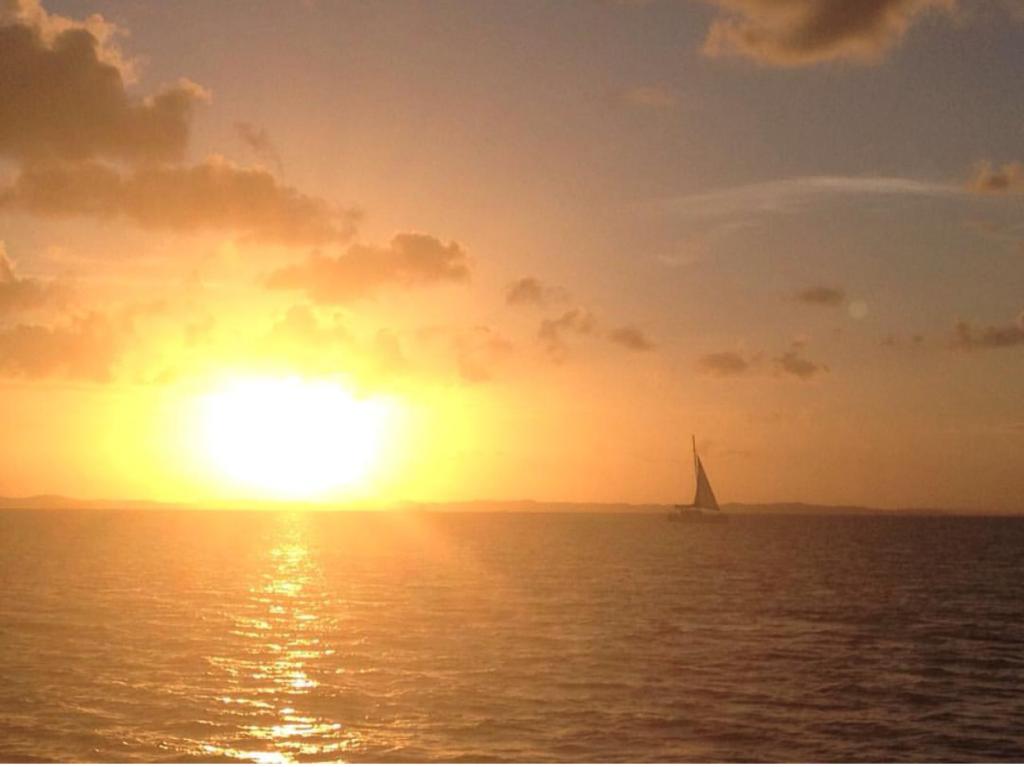 Onde assistir ao pôr do sol em Salvador?