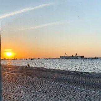 Onde assistir ao pôr do sol em Salvador