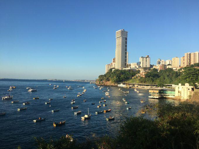E se os bairros de Salvador fossem países?
