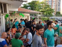 Saint Patrick's Day Salvador