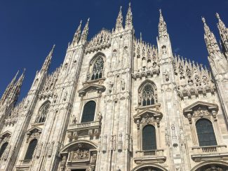 Roteiro de um dia em Milão