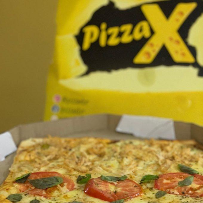Pizza no Rio Vermelho