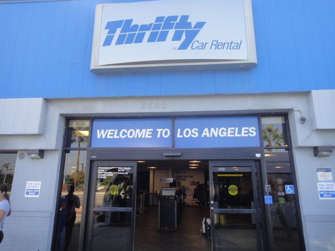 Alugando carro pela primeira vez com a Thrifty nos Estados Unidos