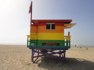Um dia em Venice Beach