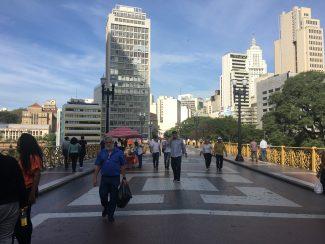 Roteiro básico em São Paulo