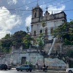 Igreja da Santíssima Trindade | Pensar Salvador