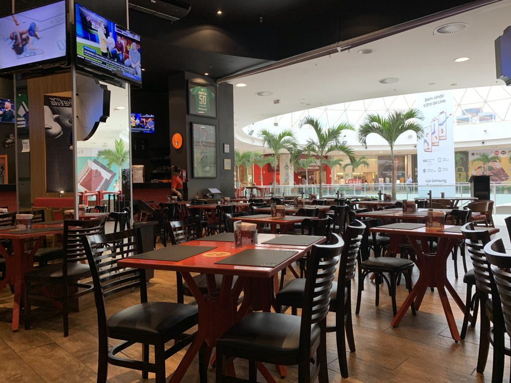 Five Sport Bar Salvador
