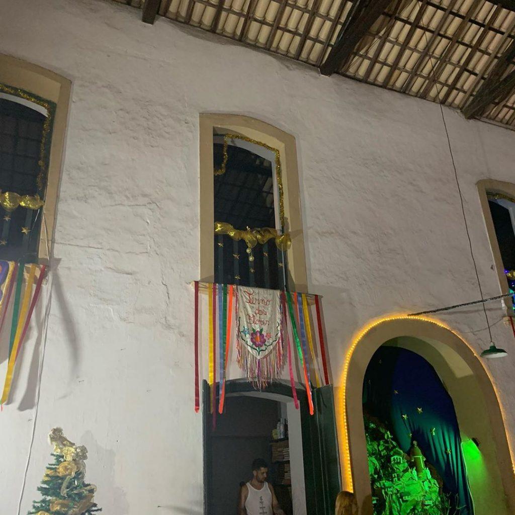 Igreja de Santana Rio Vermelho