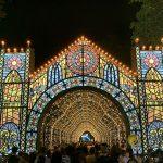 Iluminação de Natal do Campo Grande, um verdadeiro espetáculo!
